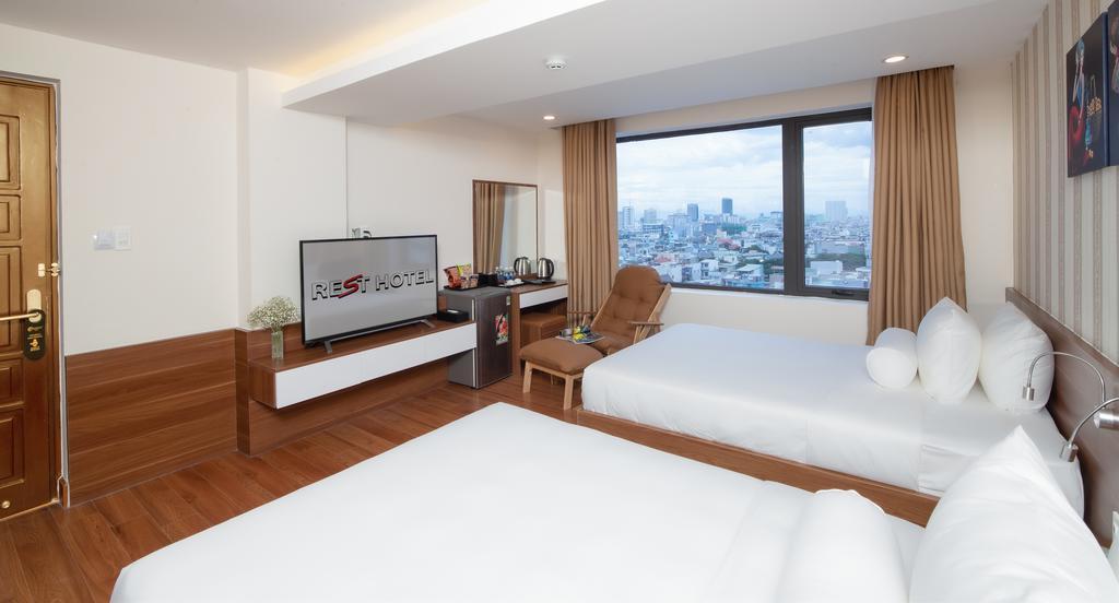 Rest Hotel & Apartment